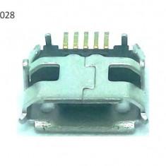 Mufa incarcare microUSB 5 pini mama conector alimentare