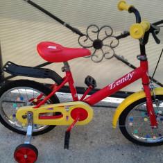 Trendy, bicicleta copii 14
