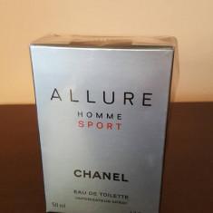 Parfum ALLURE HOME SPORT Chanel 50 ml - Parfum barbati Chanel, Apa de toaleta