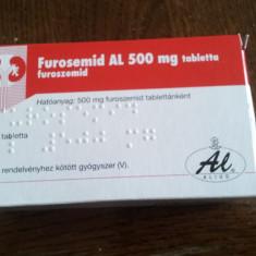 Furosemid 500 mg
