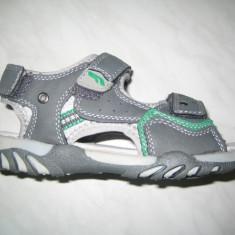 Sandale baieti WINK;cod KSE4355-1(albastru);-4(gri);marime:28-35 - Sandale copii Wink, Marime: 29, 32, 33, 34, Piele sintetica