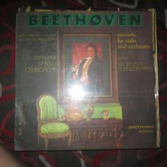 Vinil beethoven lotx - Muzica Clasica electrecord