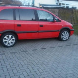 Vînd Opel zafira, An Fabricatie: 1999, Benzina, 255000 km, 1600 cmc