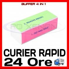 BUFFER 4 IN 1 - MANICHIURA UNGHII FALSE GEL UV - PRET MINIM