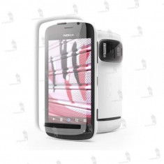 Nokia 808 PureView folie de protectie Guardline Ultraclear