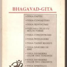 Bhagavad-Gita Yoga - Carte Recuperare medicala