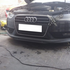 Prelungire bara fata Audi A4 B8 Facelift 8K ABT AB look S4 RS4 S Line ver3 - Prelungire bara fata tuning