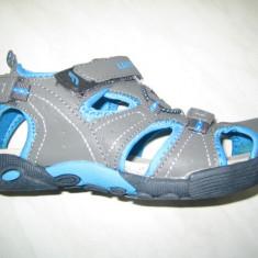 Sandale sport baieti WINK;cod KSE4359-2;marime:26-30 - Sandale copii Wink, Marime: 28, 29, Culoare: Gri, Piele sintetica
