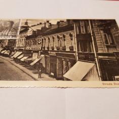 carte postala 1936/ galati/ strada domneasca