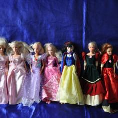 Colectie 9 Papusi Barbie de Colectie (Papusa Barbie veche)