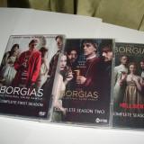 The Borgias/Familia Borgia 2011 2013 3 sezoane DVD - Film serial Altele, Crima, Romana