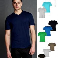 Tricou barbati DONNAY, nou cu eticheta, masura si culoarea la alegere, Maneca scurta, Bumbac