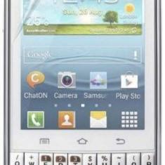 Folie protectie Samsung Galaxy Chat B5330 transparenta - Folie de protectie