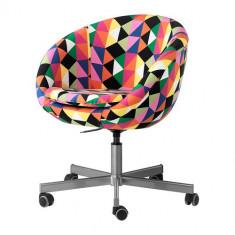 Scaun-fotoliu rotativ IKEA pentru birou - Scaun birou