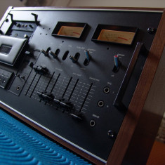 Cassette Deck = NAKAMICHI 1000 mk.II_Tri Tracer = GOD's Masterpiece!! - Deck audio