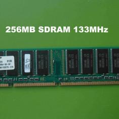 Memorie RAM PC SDRAM 256MB PC133 Samsung