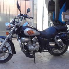 Motocicleta china