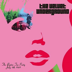 Velvet Underground - Boston Tea Party.. -Ltd- ( 2 VINYL ) - Muzica Pop