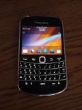 Blackberry 9900 negru / original / carcasa originala / aspect nota9, Neblocat
