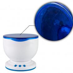 Lampa cu proiector valuri, difuzor incorporat, resigilata