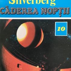 CADEREA NOPTII - Asimov si Silverberg - Carte SF