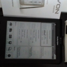Navon BIGbook ebook reader in garantie - Kindle, DX