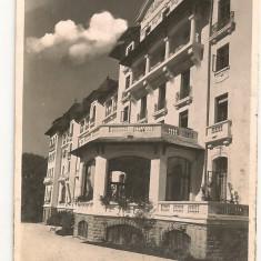 Sinaia - Hotel Palace - lot 2 carti postale - interbelice, Necirculata, Fotografie, Romania 1900 - 1950