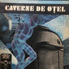 CAVERNE DE OTEL - Isaac Asimov - Carte SF