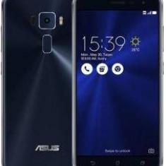 "ZenFone 3 ZE520KL 5.2"" FHD Dual SIM 32GB/3GB LTE Sapphire Black - Telefon Asus"