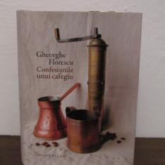 CONFESIUNILE UNUI CAFEGIU-GHEORGHE FLORESCU(ED.CARTONATA) - Biografie