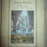 Indiile negre . Goana dupa meteor - Jules Verne - Carte de aventura