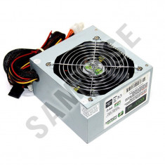 Sursa ULTRON ECO SILENT 420W, 3 x SATA, Molex, PFC, Vent. 120mm GARANTIE!!! - Sursa PC Inter Tech, 450 Watt