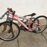4 bicicleta katarga second-hand, germania r26 aluminiu - Mountain Bike, 14 inch, Numar viteze: 21