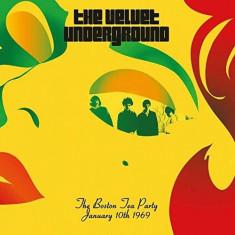 Velvet Underground - Boston Tea Party January ( 2 CD ) - Muzica Pop