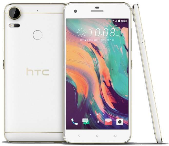 HTC Desire 10 Lifestyle Single SIM 16GB 2GB RAM LTE Polar White foto mare