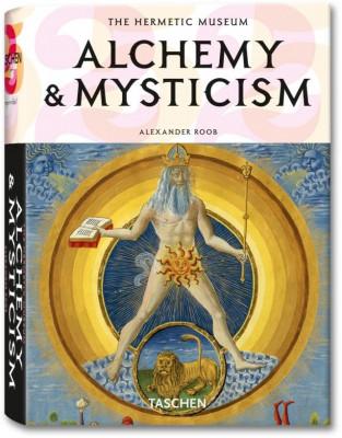 Roob - Alchemy & Mysticism alchimie alchimia magie ocult 1000 ilustratii Taschen foto