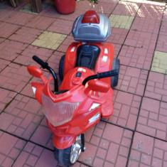 Motocicleta electrica cu acumulator - Masinuta electrica copii