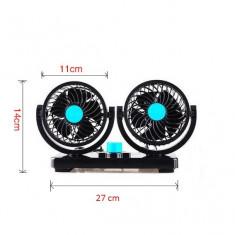 Ventilator Auto Dublu AL-121016-8