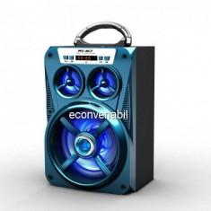 Boxa Portabila cu Bluetooth, Radio FM si USB MP3 10W MS167BT - MP3 player