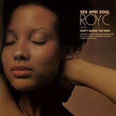 Roc C. - Sex & Soul ( 1 CD ) - Muzica Blues
