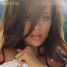Rihanna - A Girl Like Me -Hq- ( 2 VINYL ) - Muzica Pop
