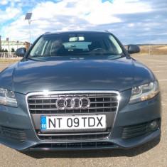 Audi A4 2.0TDI 143CP 2009 SAT NAV, Motorina/Diesel, 201000 km, 2000 cmc