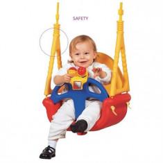 Leagan Do Re Mi Convertibil Pentru Copii Edu Play