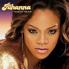 Rihanna - Music of the Sun -Hq- ( 2 VINYL ) - Muzica Pop