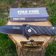 Briceag Cold Steel solid cu deschidere asistata / vanatoare