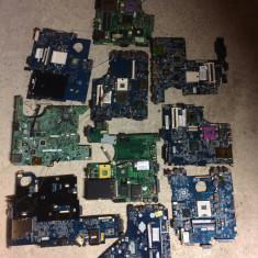 Lot 10 placi de baza laptop - doar DDR2 si DDR 2 - Placa de Baza