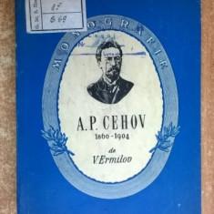 A. P. Cehov  : 1860-1904 / V. Ermilov