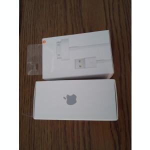 Incarcator + cablu de date iPhone 3 3gs 4 4s original  nou sigilat