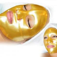 Masca antirid cu cristale de colagen si praf de aur - Masca fata