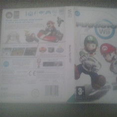 Mario Kart - Nintendo Wii - Jocuri WII, Curse auto-moto, 3+, Multiplayer